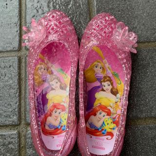 プリンセスビニール靴【17cm】