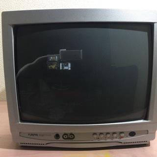 ブラウン管テレビ 14インチ FUNAI