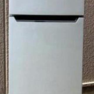 美品 ハイセンス 2ドア冷凍冷蔵庫 227L  2018年製