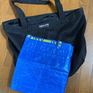 コストコ•IKEA  買い物バック(大)