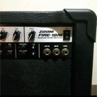 Zoom FIREーM amp