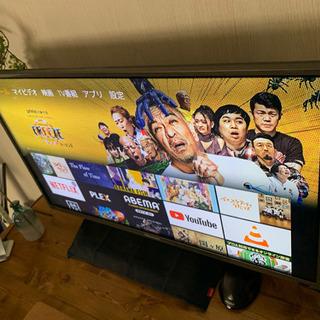 ハイセンスの32型テレビ + amazon fire TV stick