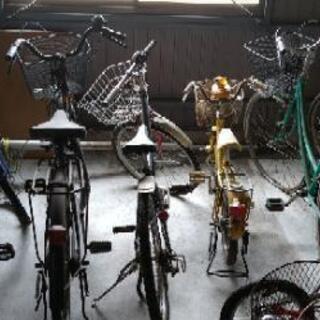 自転車など 複数台 ジャンク品