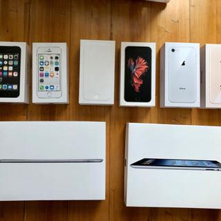 iphoneやipadの空き箱 8個