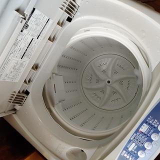 洗濯機お譲りします:東芝 TOSHIBA AW-C42S-HS ...