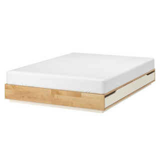 IKEA MANDAL マンダール収納付きベッドフレーム