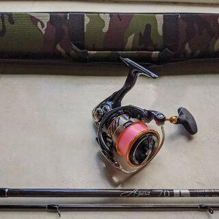 Azusa 70L 釣り竿 fishing gang rod