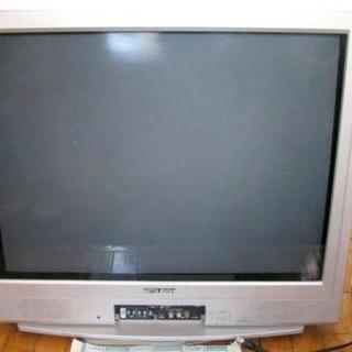 平面ブラウン管テレビ MITSUBISHI 29T-D101S
