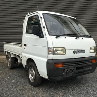 希少 スズキ キャリイトラック DD51T