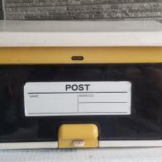 プラスチック製ポスト
