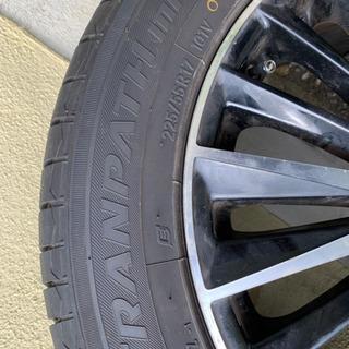 タイヤ&ホイール 4本セット