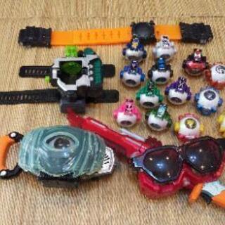 仮面ライダーゴースト おもちゃAセット