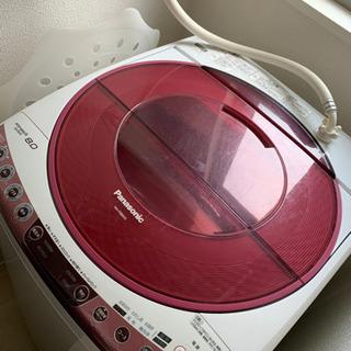 Panasonic 洗濯機 容量8kg