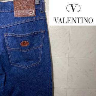 【希少】Valentino バレンチノ デニムパンツ イタリア製...