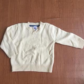 プチバトー セーター 81㎝