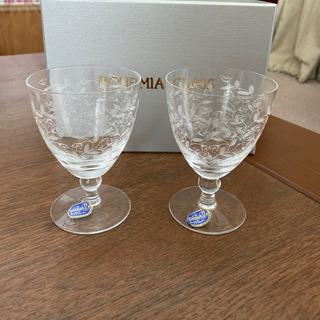 ボヘミアグラス チェコ製
