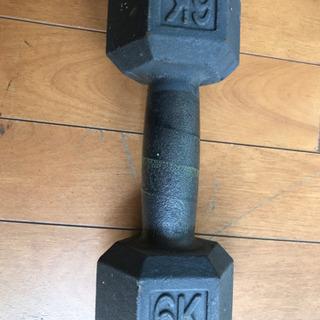 ダンベル 6キロ