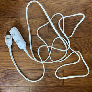 電源ケーブル 3mの画像