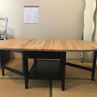 IKEA ARKELSTORP コーヒーテーブル ブラック