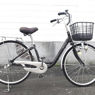 札幌近郊 送料無料 26インチ 自転車 ママチャリ 鍵付き…