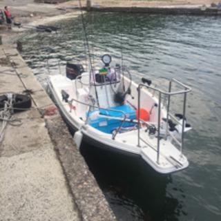 トレーラーボート トレーラー  牽引車付き 牽引免許不要