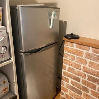 SHARP製2ドア冷蔵庫 SJ-H12W