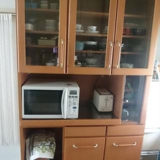 【中古】食器棚