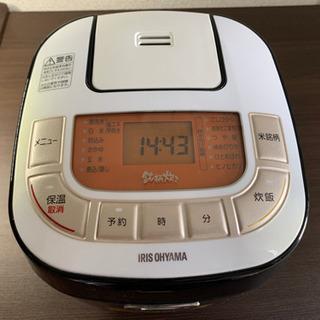炊飯器 3合 RC-MB30-B