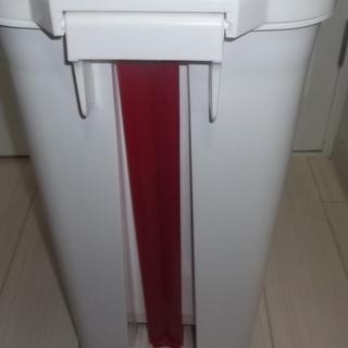 ★リス ゴミ箱 アルバーノ プッシュペタルペール 45L ホワイト 2way ★ - 売ります・あげます