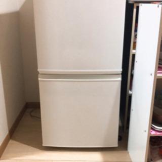 ⭐︎値下げしました⭐︎SHARP 2ドア冷蔵庫  ⭐︎美品⭐︎ ...