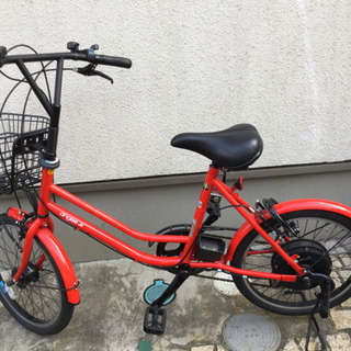 angee  電動アシスト自転車