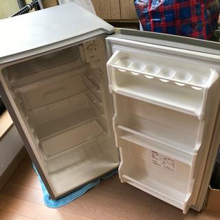 ★あげます!サンヨー SANYO 1ドア冷蔵庫 良品★