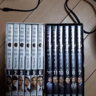 ★HEROES(ヒーローズ)ドラマdvd