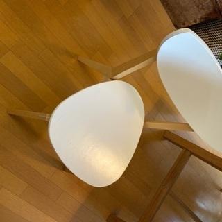 IKEA 木製チェア