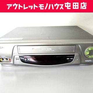 98年製 ビデオテープレコーダー SANYO VZ-660 リモ...
