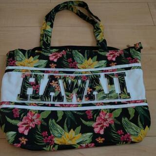 ハワイアン トートバッグ