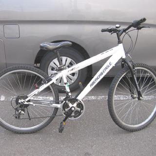 自転車 26インチ マウンテンバイク アメリカンイーグル 切換 ...