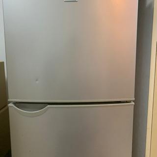 【引き取り限定】冷蔵庫 140リットル