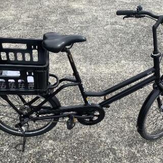ブリジストン 自転車 トートボックス ブラック  24×2…