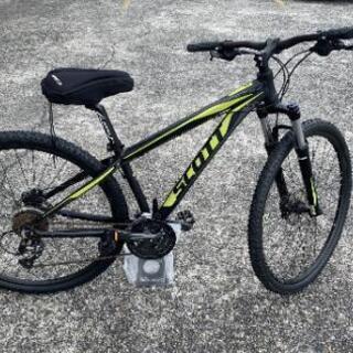 ロードバイク 自転車  SCOTT SHIMANO  29インチ - 一宮市