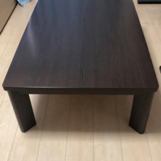 ニトリ ローテーブル(こたつ機能付き)