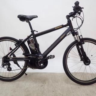 チャイルドトレーラーと電動アシスト自転車【26インチ】ブラック