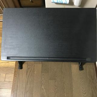 座卓のパソコンデスクです