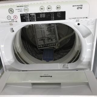 洗濯機 Panasonic 2015年 5キロ