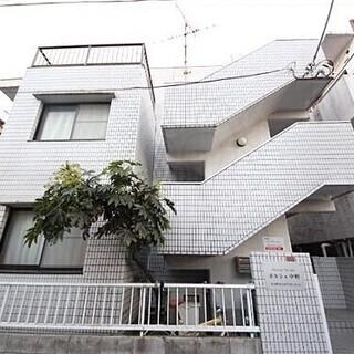 🉐初期費用9万円🙂中野駅徒歩10分のマンション!新宿へ5分と便利...