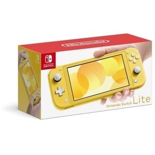 Nintendo Switch Lite イエロー 新品未開封