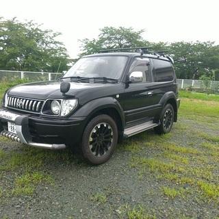 【必見】ランドクルーザープラド 90系 KZJ90W '97年式...