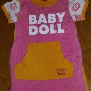 BABY  DOLL  70㎝