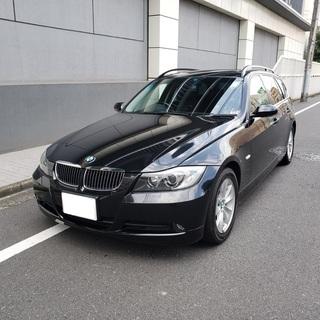 BMW325ツーリング ハイライン H18 車検3年12月 走行...