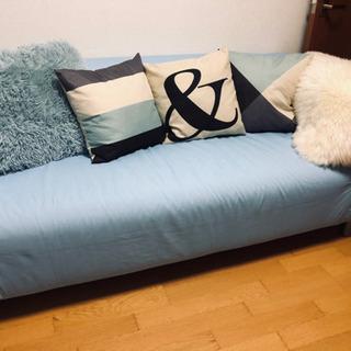 IKEA ソファ 新品同様 残り1点